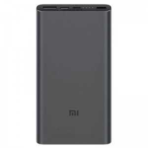 Power Bank 10000mAh Xiaomi Mi 3 Preto
