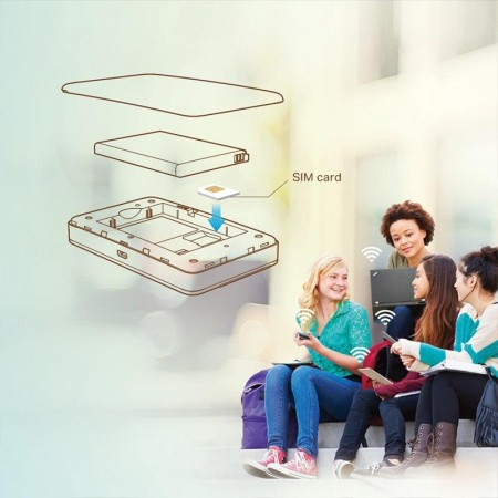 ROUTER 4G LTE WI-FI TP-LINK M7350