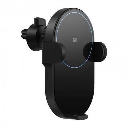 Xiaomi Mi Carregador Sem Fios de Carro - 20W - Preto