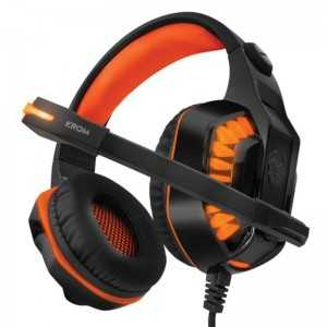 Auscultadores Konor Krom  - Gaming Headset 7.1 PC / PS4