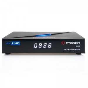 Octagon SX888 IP 4K - Lin
