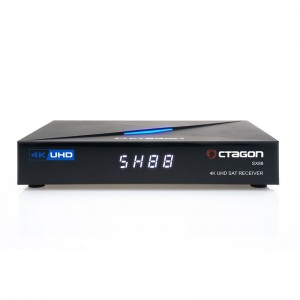 Octagon SX88+ 4K - Linux