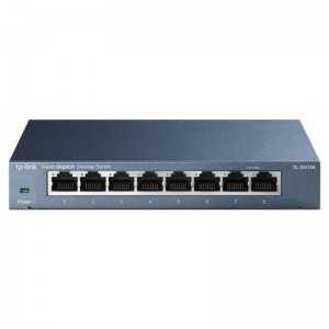 Switch de Rede TPLink - Gigabit - 8 Portas - TL-SG108