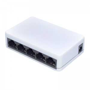 Network Switch Amiko - 5 Ports - 10/100Mb