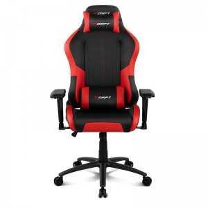 Cadeira Gaming Drift DR250 - Preta/Vermalha