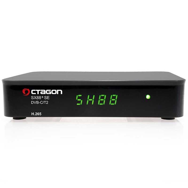 Octagon SX88+ SE - C/T2 - Full HD
