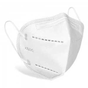Mascaras KN-95 (FFp2/MS-P95) Branca CE Europeu