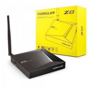 Formuler Z8 - Android - MyTVOnline 2 - 4K