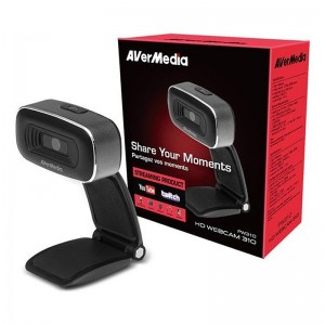 Avermedia YouTuber Webcam -...