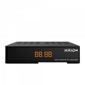 Amiko Mira 2 Wi-Fi - Satélite com Leitor de Cartão - Full HD