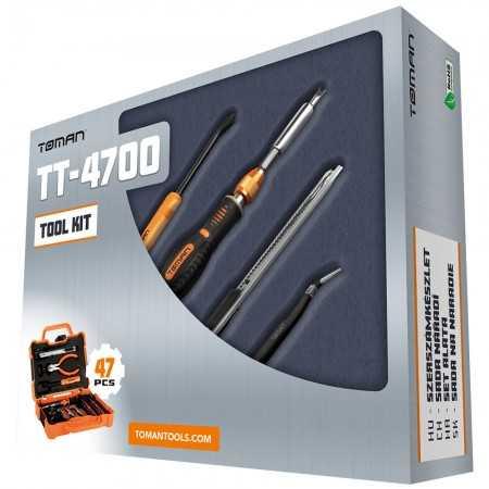 Kit de Ferramentas TT4700
