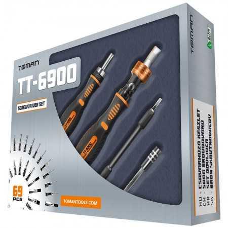 Kit de Ferramentas TT6900