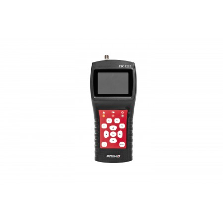Amiko Field Meter TSC-1270 DVBS / DVBS2 / DVBT / DVBT2 / DVBC / DVBC2 / ATV
