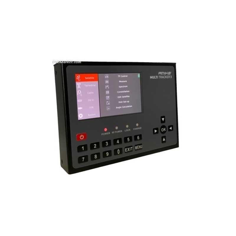 Amiko Multitracker 3 DVB-S/S2/DVB-T/T2/DVB-C/C2