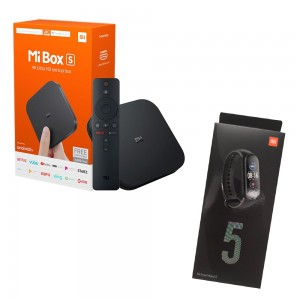 Xiaomi Mi Box S - Android...