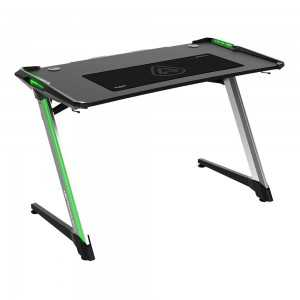 Alpha Gamer Gaming Desk Lectra RGB