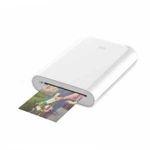 Xiaomi Impressora Portable Photo Printer White